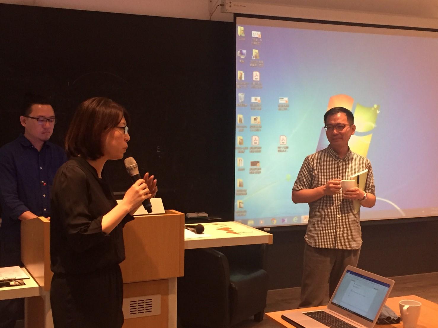研發處特別感謝徐亞湘教授寶貴的經驗分享與回饋。